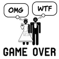 15470102-funny-wedding-symbol-with-speech-bubble--game-over