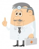 12841577-doctor-cartoon-character-man-in-uniform-with-first-aid-kit-and-head-mirror-vector